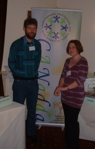 Geoff and Debbie - Autism Conference